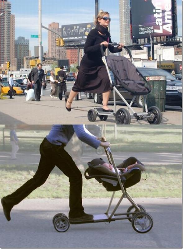 Como levar seu filho pra passear de uma maneira divertida