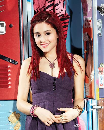 Jasey Miller ShellyVengance Ariana Grande