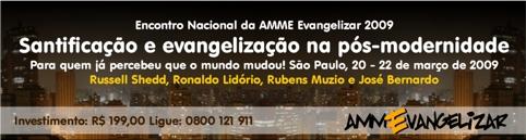 Encontro Nacional da AMME Evangelizar