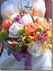 wedding flowers punch