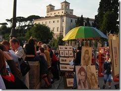 Rome peddlers