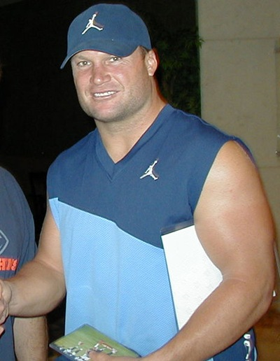 Dallas Cowboys quarter back Zach Thomas