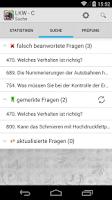 Screenshot of LKW - Führerschein Klasse C