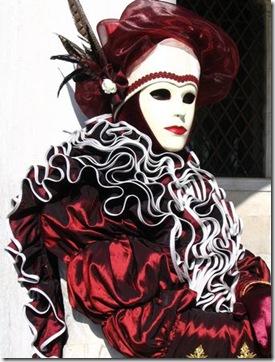classic venetian mask