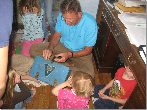 2009 March 25 fishing, zoo, flour, birthday 014