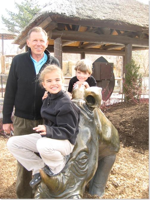 2009 March 25 fishing, zoo, flour, birthday 039