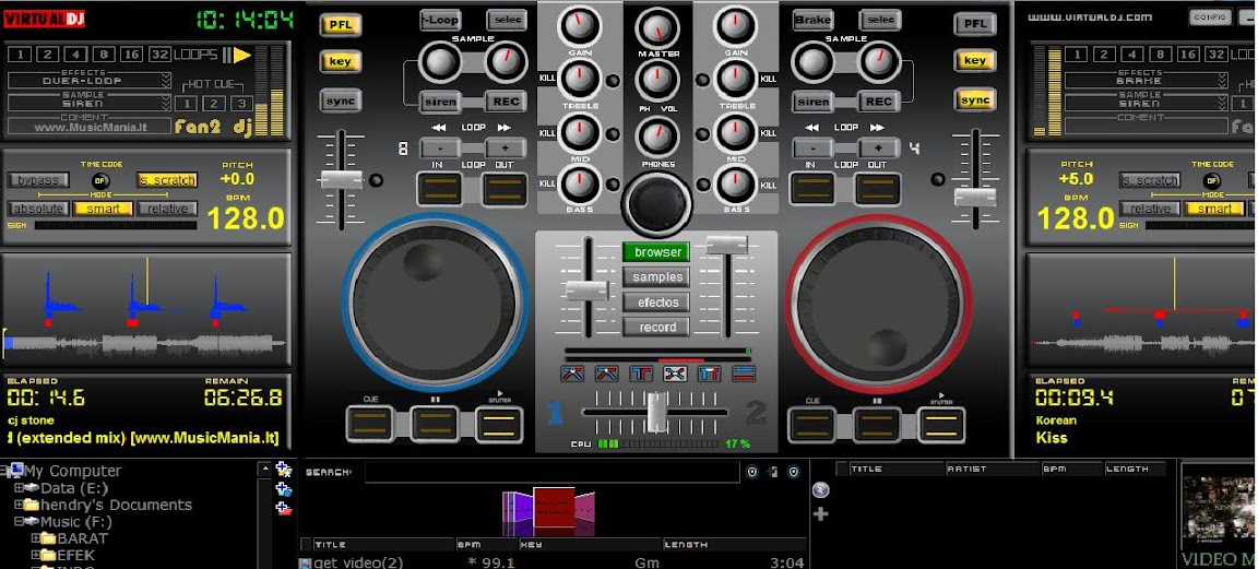 Dj Mix Player Software Free Download For Windows 7