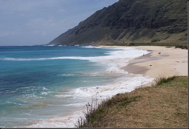Kaena Beach 070