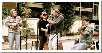 acoustic medicine show joe tobin