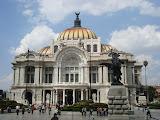 Le Palais des Beaux Arts, Mexico
