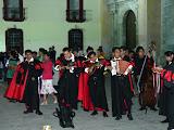 Chanteurs mexicains en tenue