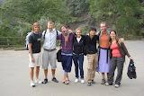Petite bande d'étudiants