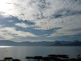 Vue sur le lac Atitlan depuis San Pedro
