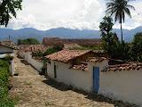 Arrivée au village de Guane