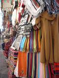 Echoppes de la calle Linares