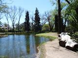 Jardin de l'estancia Jesus Maria