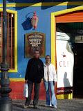 Touristes de la Boca