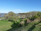 ...depuis la Reserva Ecologica Costanera Sur