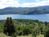 Village de Quina Quila, lac Lacar