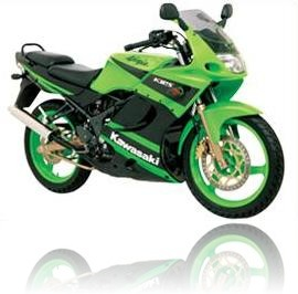 Kawasaki Ninja RR 150 CC sport