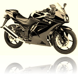 Kawasaki Ninja 250 R sport