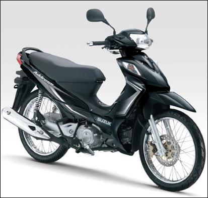 Suzuki 'Address' commuters with 125cc bike | MCN