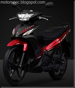 yamaha lexam matic and moped combination