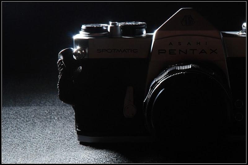 來台老相機吧 PENTAX SPOTMATIC