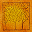 Tree Tile Sticky Back Canvas Tag Thumbnail