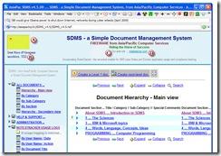 SDMS_V4.5_new_heading_fields_Browser