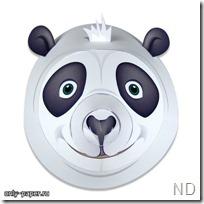 kungfu panda máscaras para imprimir (2)