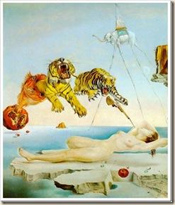 Salvador Dali e a romã sonhos_thumb