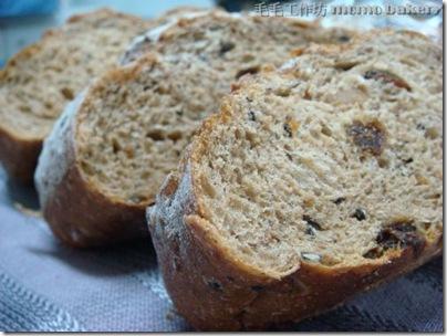 歐式手工雜糧麵包