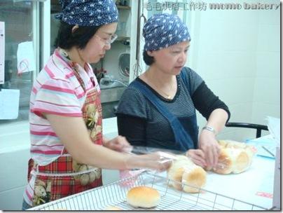 烘焙丙級麵包實作班32