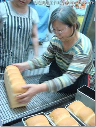 烘焙丙級麵包實作班39