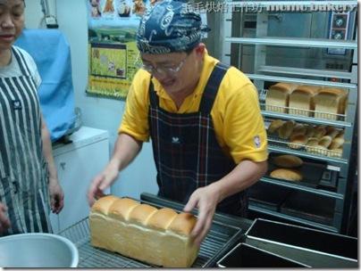 烘焙丙級麵包實作班40