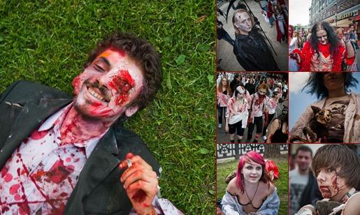 Exibir Russian Zombie Day