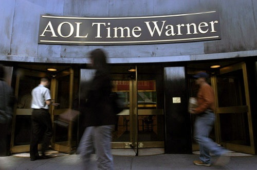 """<strong>2000</strong>This deal may be the worst of the worst. In January, 2000, in the frenzy of the dot-com mania, media giant Time Warner (<a href=""""http://investing.businessweek.com/research/stocks/snapshot/snapshot.asp?symbol=twx"""" target=""""businessweek"""">TWX</a>) agreed to sell itself to the upstart Internet service provider, America Online. The deal, originally valued at $284 billion, quickly went south as the dot-com bubble burst, with the value of the combined entity dropping by more than 75%. Time Warner's top brass now are back in charge, and AOL has been dropped from the corporate name."""