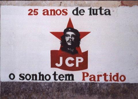Murales de la JCP Mural2portug