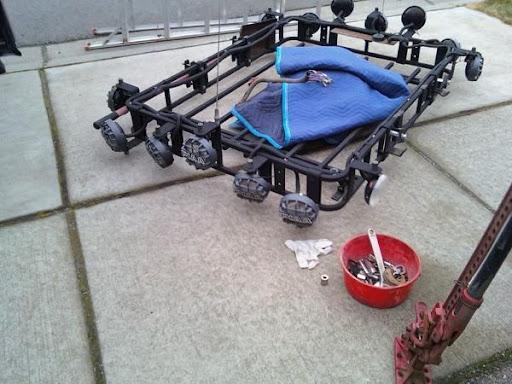 Diy For Roof Rack Rain Channel Mounts Ih8mud Forum