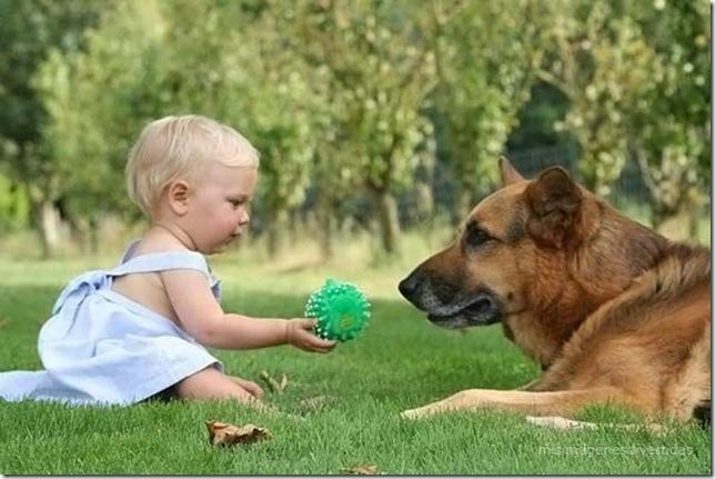 1 - niños con perros misimagenesdivertidas  (12)