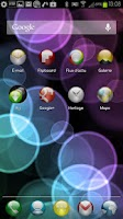 Screenshot of Sphere Theme GO/Apex/Nova HD