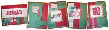 View Jingle Christmas Card Workshop