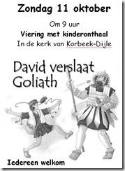 Week 2009-41 - Affiche Kinderonthaal 11.10.2009