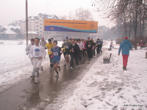 Polumaratonci startuju sat vremena posle maratonaca