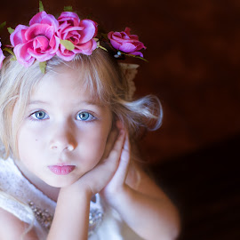 Pout by Liz Straight - Babies & Children Child Portraits