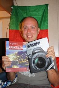 Prendinhas de fotografia! Juntem-lhe um livro de astronomia e um tripé para a câmara e calculem o peso extra na bagagem!
