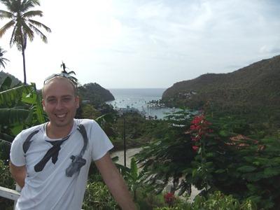 Marigot Bay em St. Lucia