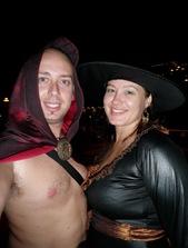 Está na hora da loucura!!! Noite em Key West durante o Fantasy Fest