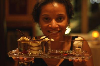 Gisela apresenta - Chocolate Sampler, a sobremesa mais brutal da História!